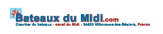 Logo Bateaux du Midi