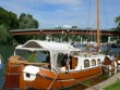 Photo Great Liveaboard 18m Dutch tjalk. 120hp