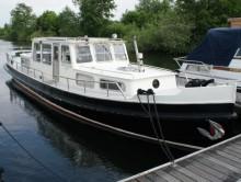 Photo ancienne  vedette  remorqueur   14.95 m   120 cv   bateau lumineux