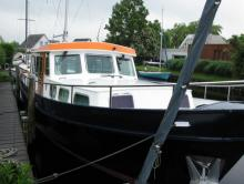 Photo Cotier trawler     14 x 4 m