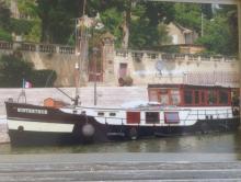 Photo ex navire ravitailleur   18 x  3.60m 80 cv